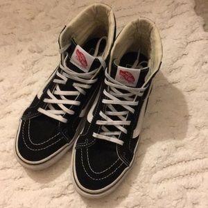 Vans Hi-Top Sk-8 Shoes